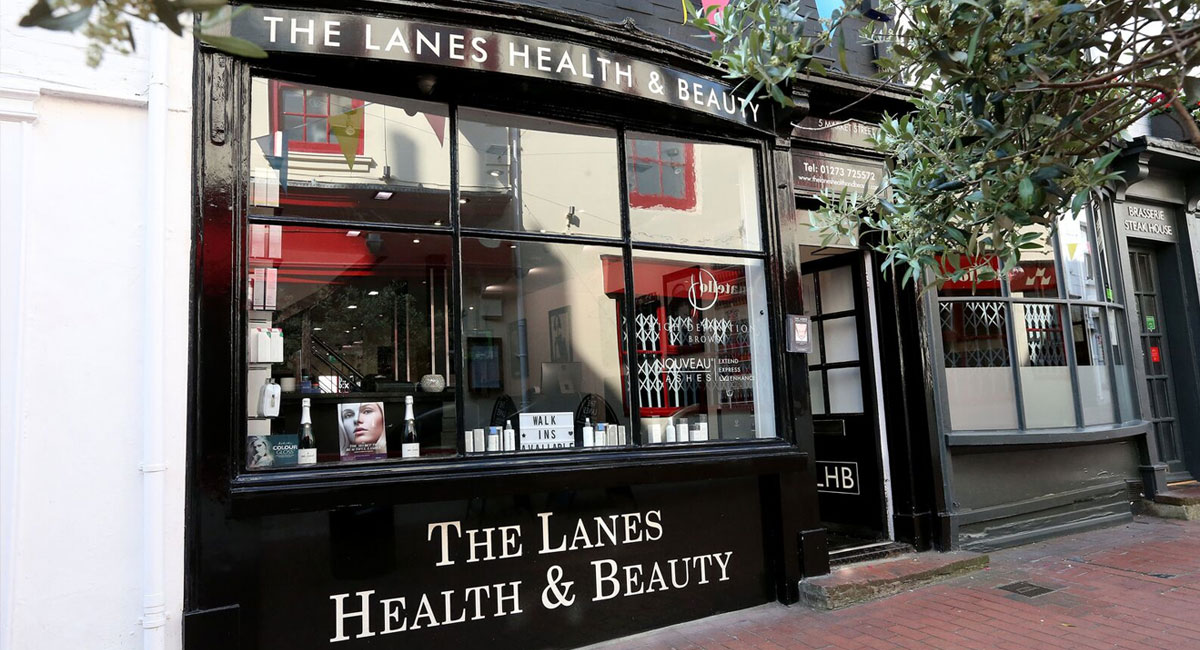Expert beauty services in Brighton