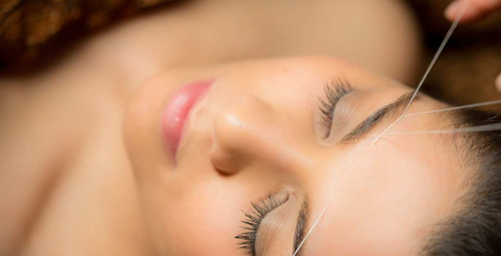 threading hair removal brighton